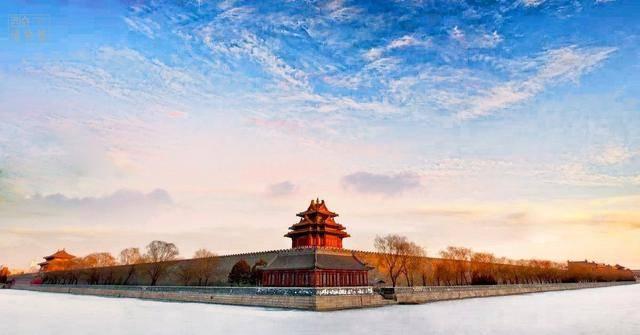 建成600年的故宫,是谁设计的?图片