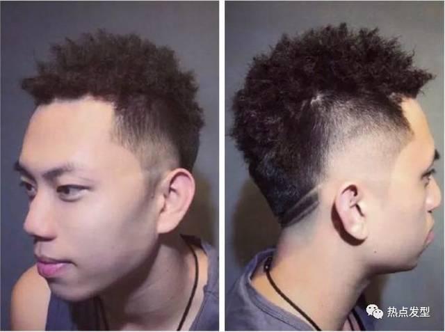 """2020最流行的10款""""黑人烫""""发型图片"""