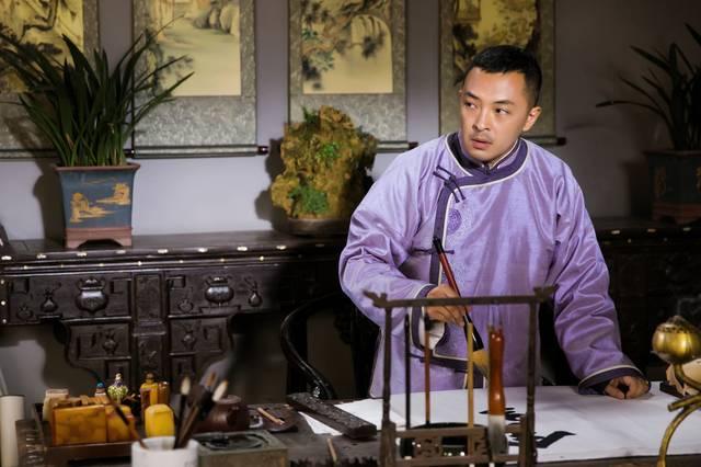 """《风雨人生》2月18日将登新闻综合频道 富大龙演绎""""落魄贝勒成长史"""""""
