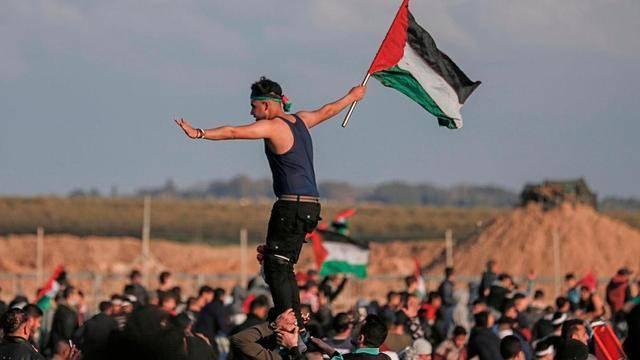 以色列终于动手了!新地图将巴勒斯坦领土吞并:巴以大战随时爆发