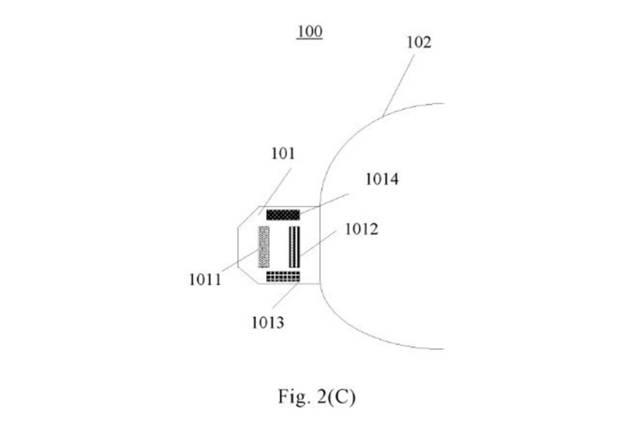 原创小米智能口罩专利获批:可记录污染吸收量 并追踪佩戴着呼吸质量