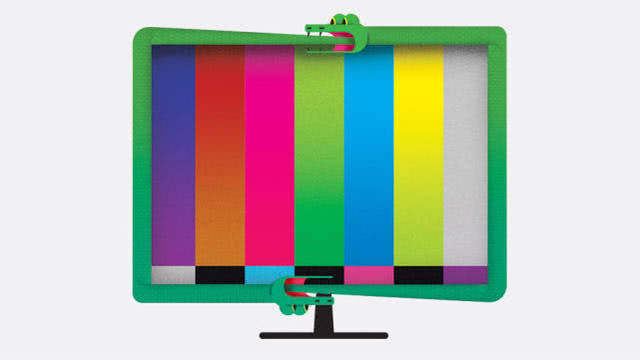 在线视频冲击下 美国有线/卫星电视用户去年流失600万 大跌7%