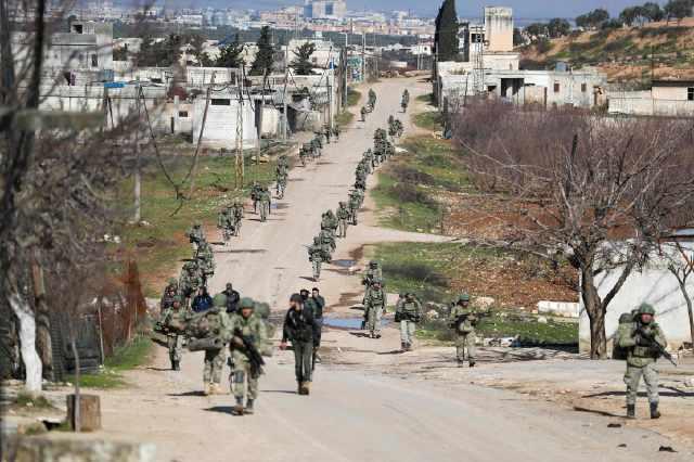 """在叙利亚伊德利卜,俄土军事僵局进入开战""""临界点"""""""