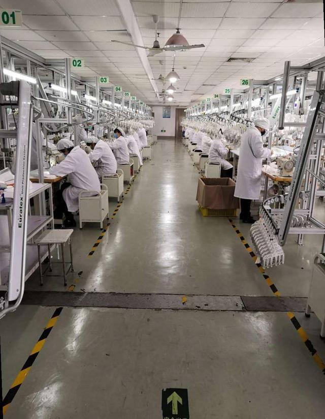 超强!这家童装企业推出可重复使用的N95级口罩,日产至少30万只