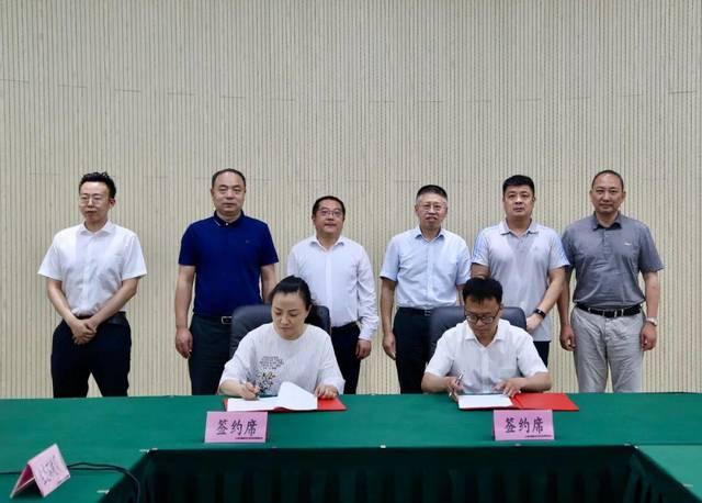 重庆高新区与长江生态环保集团签署战略互助框架协议 共同把握长江...
