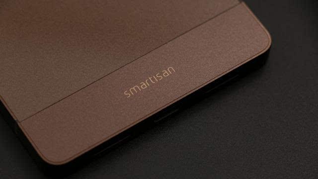 图赏 坚果Pro巧克力色版开箱 纵纵享丝滑图片