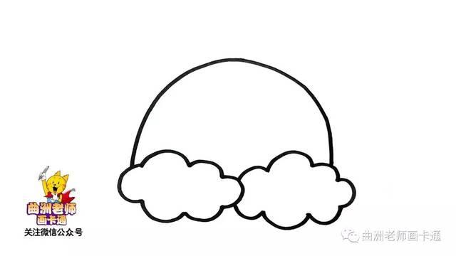 幼儿简笔画:太阳,你能画的比我更可爱吗?