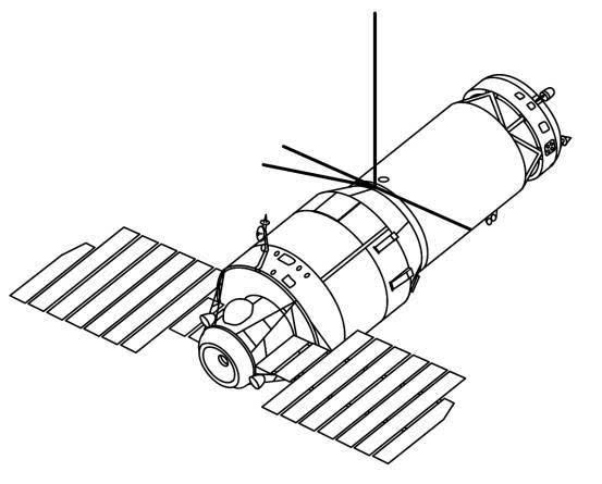 苏摩拳擦掌决战外太空 NASA四十年不敢公布秘密图片