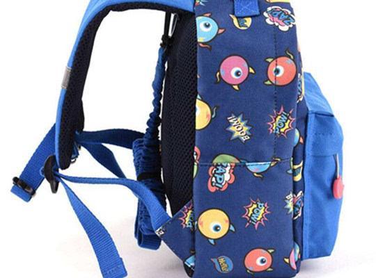 双肩包上的带子怎么系,这主要就是要看你所购买的那一款双肩包上面的