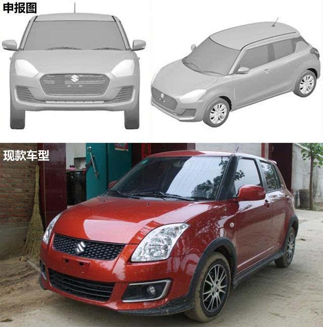 根据长安铃木的生产规划,该车最迟于2018年投放市场.
