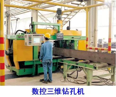 钢结构加工制作流程详解