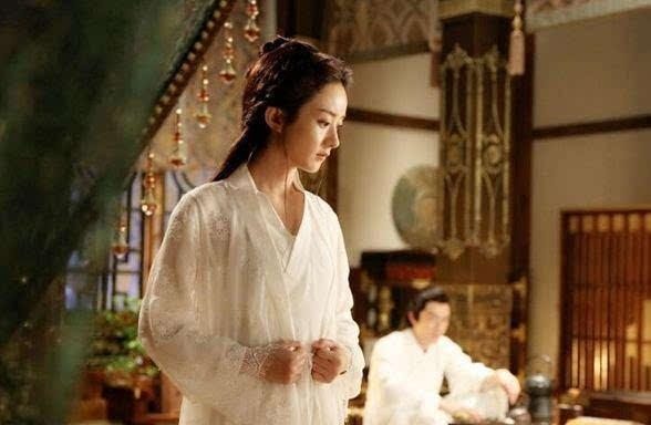 《楚乔传》赵丽颖与林更新的情侣装多到数不清?图片