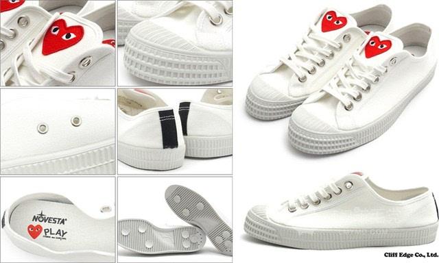 出游季,准备好你的小白鞋图片
