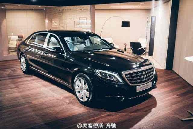 迈巴赫s400 17款北京现车促销报价图片