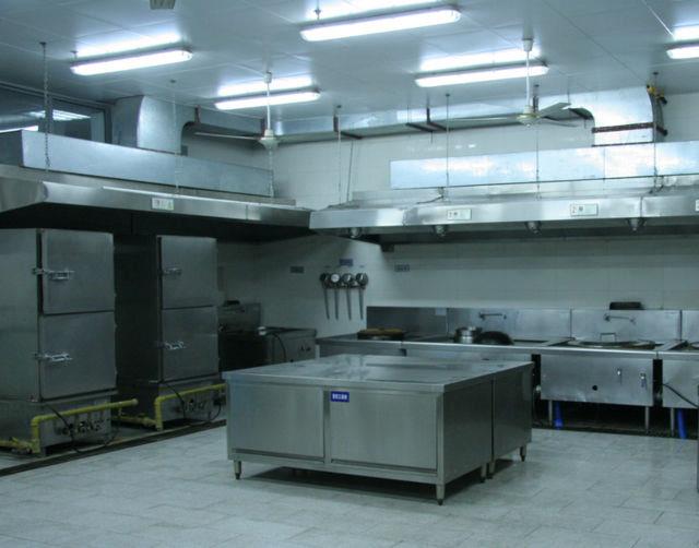 艾默柯为你量身定做单位食堂厨房设计图方案图片