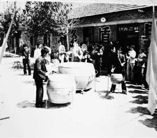 一组中原油田采油三厂老照片,一个时代的记忆