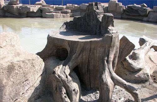 用心—水泥雕塑制作流程