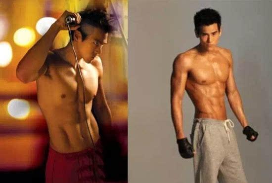 彭于晏在悟空传中隐藏8块腹肌,导演他来秀肌肉