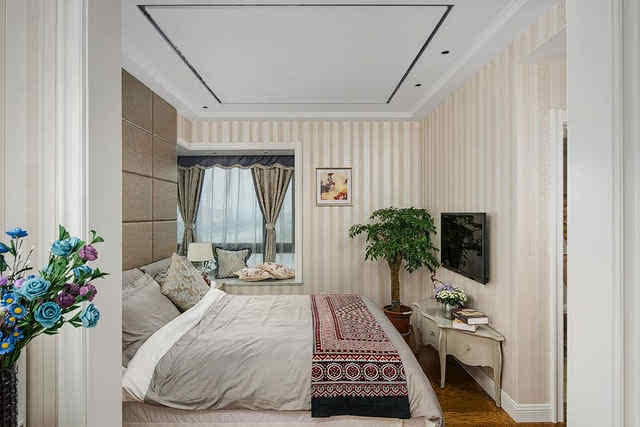 福州装修风格:158平米欧式古典公寓——精致华丽