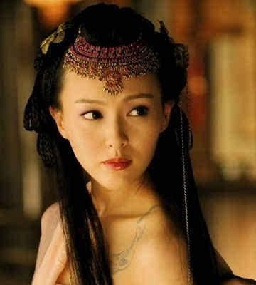 这些女明星最美的古装角色,到底有多美?