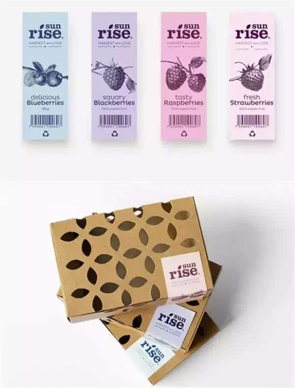 30个绝妙创意水果包装设计,看看喜欢哪个?