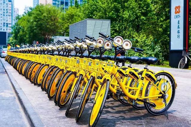 """无桩停车""""逆向创新"""" 中国共享单车出海历险图片"""