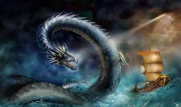 蛟千年化為龍:歷史上有跡可循的三條蛟龍下落何方圖片