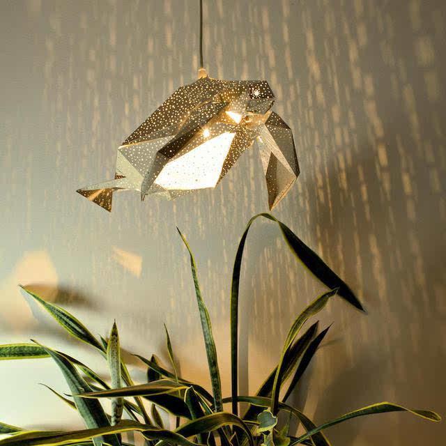 叠纸金鱼图解步骤图解