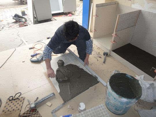超详细的水泥橱柜制作流程图,非常值得收藏!