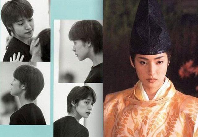 女扮男装帅过林青霞,美貌惊艳考官,因此片受争议图片