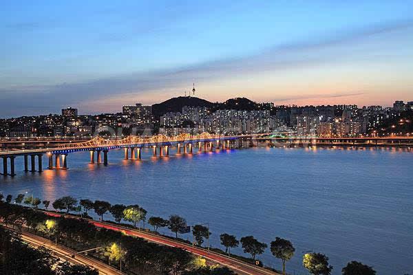 韩国市民夏天去哪里避暑?