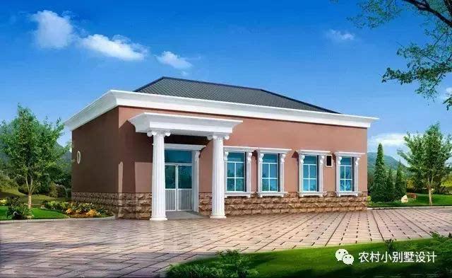 微信公众号搜索:农村小别墅设计 ,定制设计独一无二的个性化别墅大宅