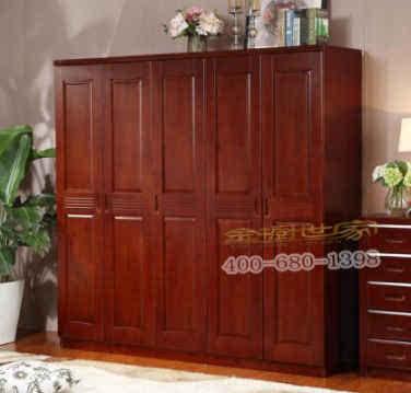 请大家注意如何识别实木衣柜