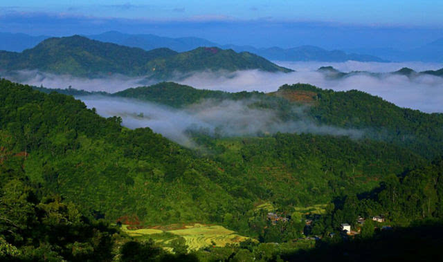 2017年海南五指山旅游景点有哪些!快来三亚避暑了