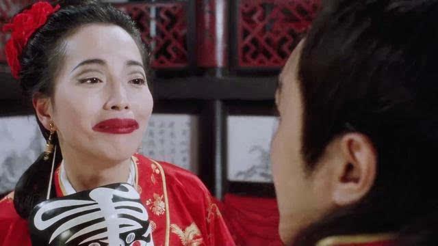 周星驰平菇的著名电影,46岁的她嫁入香港豪门麦秸种植丑角图片