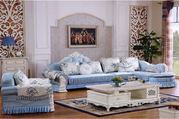 别再傻傻被人骗,这几款才是今年最流行的布艺沙发图片