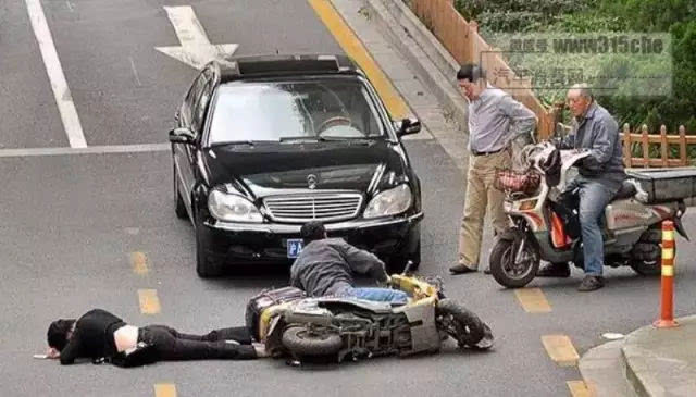 开车撞死碰瓷者怎么办?7月1日新交规这样说!