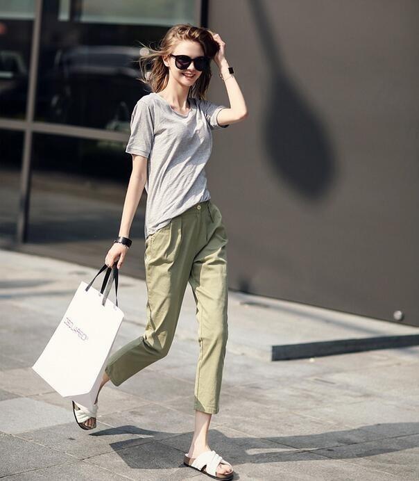 看看这些时尚欧美街拍 跟达人学习服装搭配