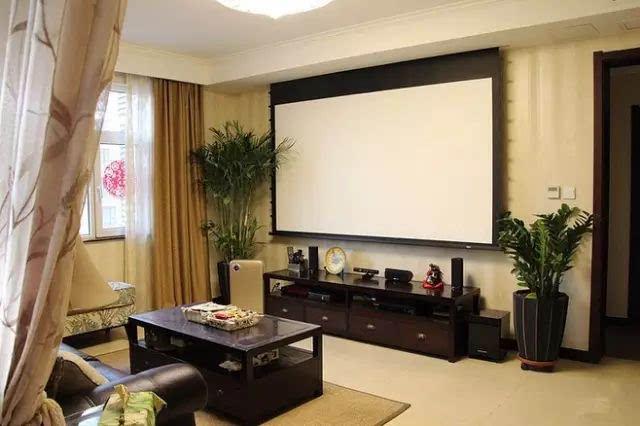 不看电视,你家的客厅究竟有没有必要再放电视