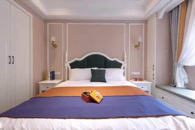 背景墙 房间 家居 起居室 设计 卧室 卧室装修 现代 装修 640_427图片