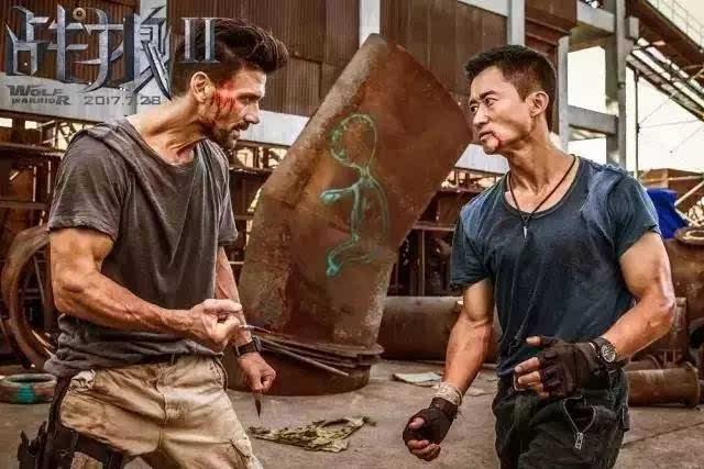 扰2电影高清_战狼2 有望破20亿,口碑炸裂的电影曾被版权所扰