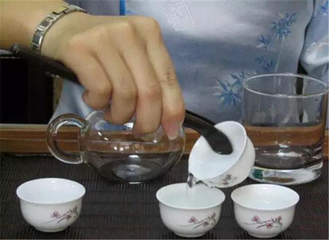 22张图教你简单实用的泡茶步骤!