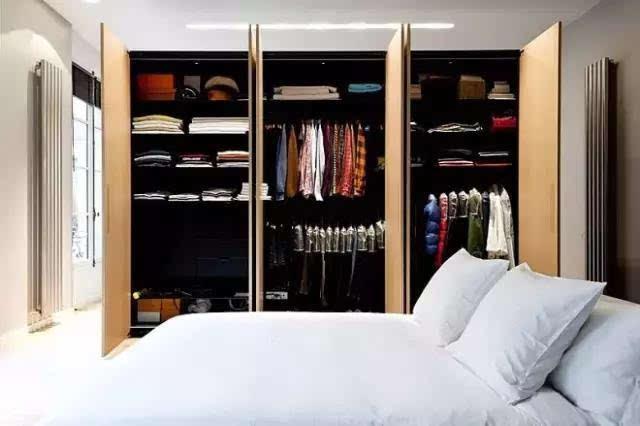 卧室衣柜万万不要这样装,中看不中用,我家用不到半年就换掉了