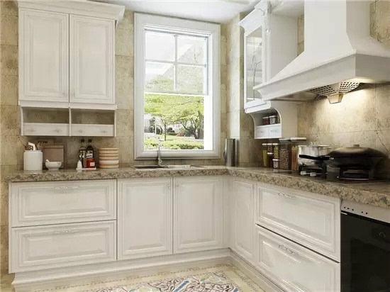 咸阳小户型厨房装修效果图大全,看过再装不后悔!