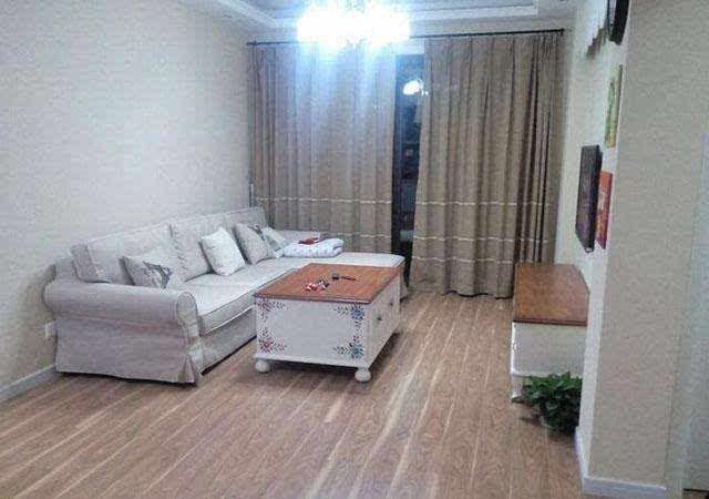 老公设计的新家, 阳台装上榻榻米多出一间小卧室