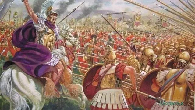 古罗马帝国虽然骑兵不给力,却总能打赢骑兵战