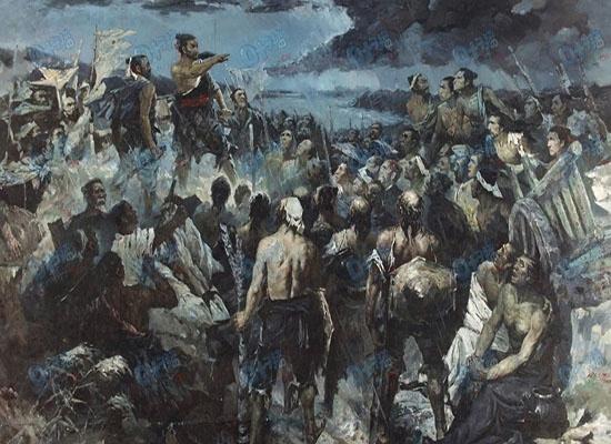 中世纪欧洲农民为啥几乎从不起义图片