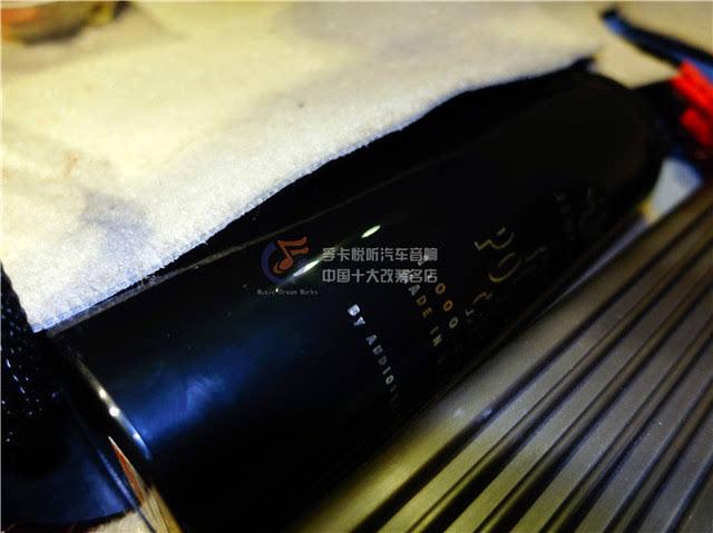 济南丰田兰德酷路泽汽车音响改装喜力仕c63c三分频