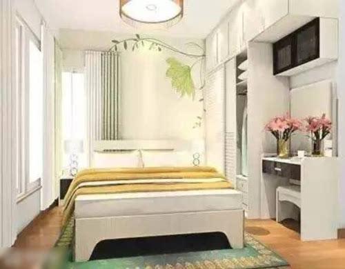 卧室衣柜设计 跟家具组合才是正道