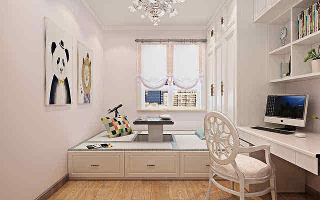 这种户型 把次卧改客厅和餐厅连一起 客厅改主卧好吗.图片